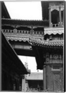 Noble Bridge, Beijing Giclee