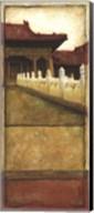 Oriental Panel II Giclee