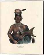 Saukie Chief Giclee