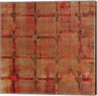 Tapestry Square II Fine-Art Print