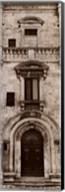 La Porta Via, Montepulciano Fine-Art Print