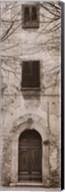 La Porta Via, Volterra Fine-Art Print