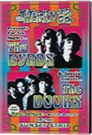The Byrds, The Doors Fine-Art Print
