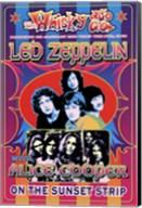 Led Zeppelin, Alice Cooper Fine-Art Print