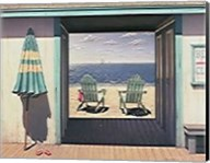 Beach Club Fine-Art Print