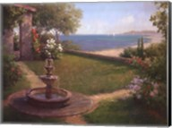 Seaside Garden [horizontal] Fine-Art Print
