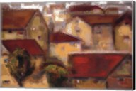 Village Vista Fine-Art Print