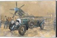 Bentley and Spitfire Fine-Art Print