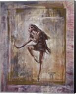 Jazz Lady Fine-Art Print
