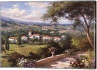 Villa Flora Three Fine-Art Print