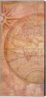 Compass Chart Fine-Art Print