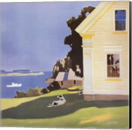 Island Farmhouse, 1969 Fine-Art Print