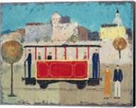 Street Railway Fine-Art Print