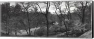 The Pond and Gapstow Bridge, Central Park, 1992 Fine-Art Print