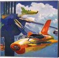Planes Fine-Art Print