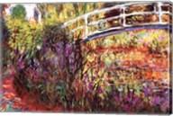 Le Pont Japonais Fine-Art Print