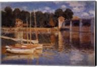 Il Ponte d'Argenteuil Fine-Art Print