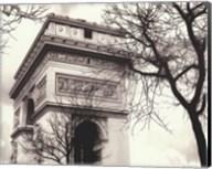 Arc De Triumphe Fine-Art Print
