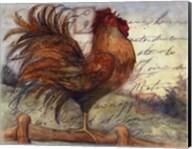Le Rooster I Fine-Art Print