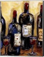 Wine Bar (Detail) Fine-Art Print