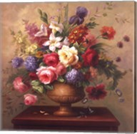 Heirloom Bouquet I Fine-Art Print