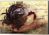 Le Rooster III Fine-Art Print
