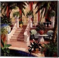 Hotel Lobby II Fine-Art Print