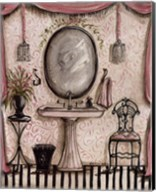 Fanciful Bathroom IV Fine-Art Print