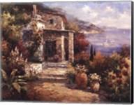 Monterosso Villa Fine-Art Print