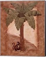 Monkey Palm II Fine-Art Print