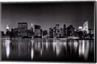 New York, New York, Manhattan East Side Fine-Art Print