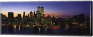 New York Skyline Fine-Art Print