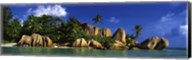 La Digue Island, Seychelles, Indian Ocean Fine-Art Print
