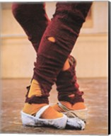 Leg Warmers Fine-Art Print