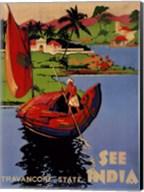 See India, 1938 Fine-Art Print