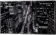 Park Avenue at Night, NYC Fine-Art Print
