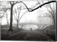 Gothic Bridge, Cental Park, NYC Fine-Art Print