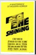 The Shining - yellow Fine-Art Print