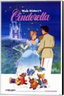 Cinderella Mice Fine-Art Print