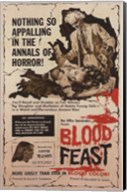 Blood Feast Fine-Art Print