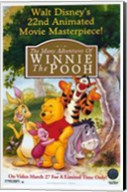 Many Adventures of Winnie the Pooh Wall Poster
