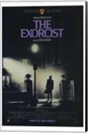 The Exorcist Purple Fine-Art Print