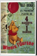 Winnie the Pooh Wall Poster