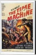 The Time Machine Fine-Art Print