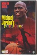 Michael Jordan's Playground Fine-Art Print