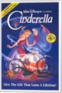 Cinderella VHS Wall Poster