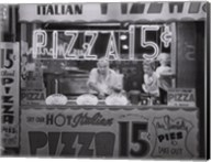 Hot Italian Pizza Fine-Art Print