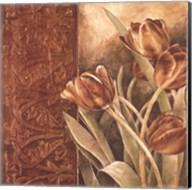 Copper Tulips I Fine-Art Print