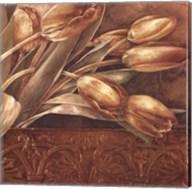 Copper Tulips II Fine-Art Print