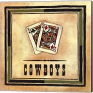 Cowboys Fine-Art Print